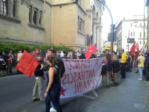 Firenze antifascista per Ucraina antifascista